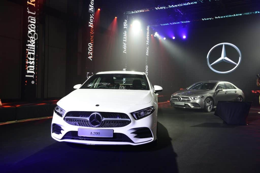 Mercedes-Benz A200 AMG Dynamic