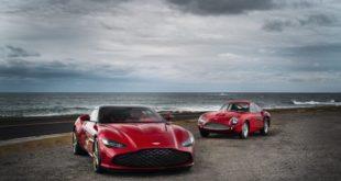 เผยโฉม Aston Martin DBZ Centenary Collectionมีแค่ 19 คันในโลก กับค่าตัว 200 ล้านบาท!!