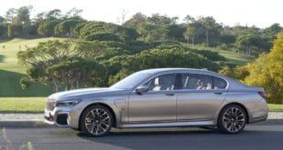 BMW ลั่นกลองรบ เปิด BMW ซีรีย์7ใหม่  (CKD) หน้าใหม่ หรูขึ้น ไฮเทคขึ้นราคาเดิม