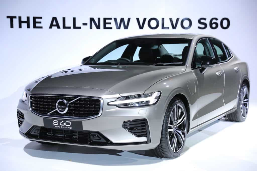 """The All-New Volvo S60"""