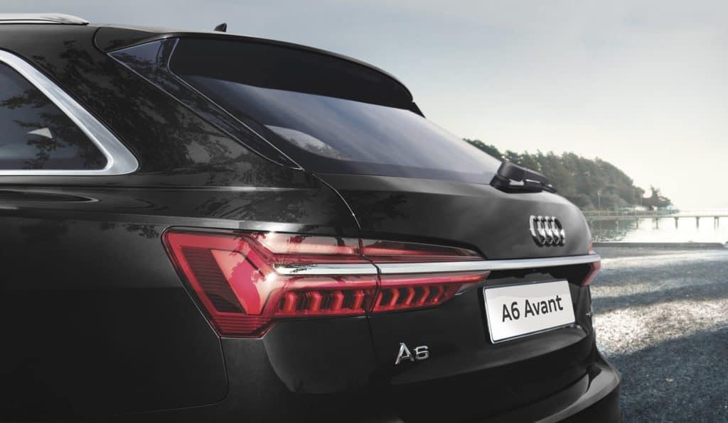 The New A6 Avant