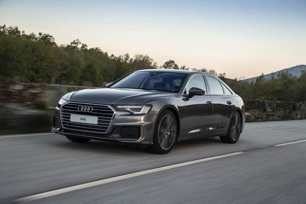 The New A6
