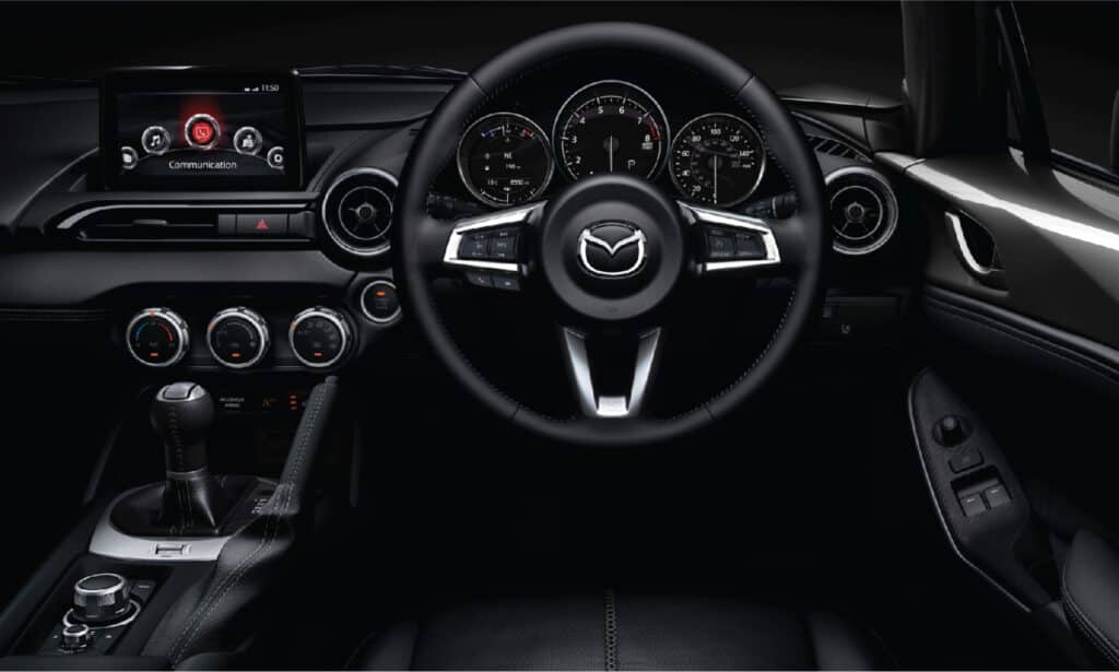 New Mazda MX-5 RF 2020