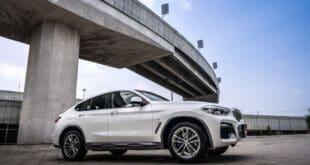 """โคตรน่าขับ!! ไม่ขยับราคา """"BMW X4 ใหม่"""" ค่าตัว 3.999 ล้าน"""