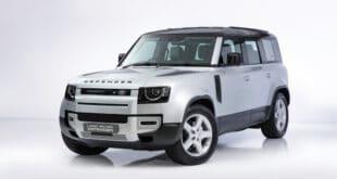 มาแล้ว ขวัยใจขาลุย All-New Land Rover Defender ค่าตัวเริ่มที่ 5.4 ล้านบาท