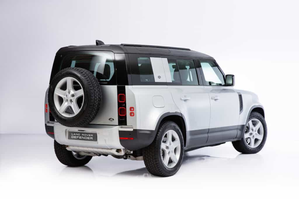 All-New Land Rover Defender