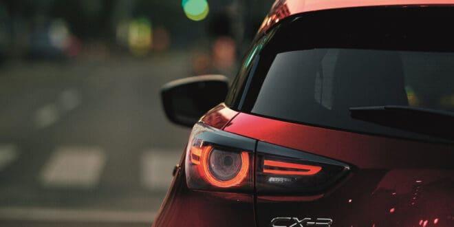 Mazda CX3 (2020)