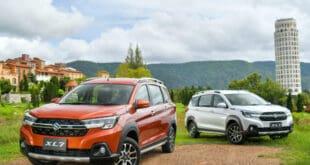 ขายดีทุกอำเภอ!! แค่เดือนเดียว ยอดจอง Suzuki XL7 ทะลุ 1,300 คัน