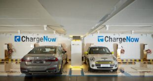 BMW จับมือ เอ็มโพเรี่ยม-เอ็มควอเทียร์ ขยายจุดชาร์จไฟรถปลั๊กอิน ไฮบริด อีก12 หัวจ่าย