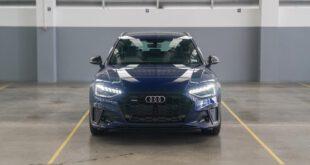 Audi A4 Avant ไมเนอร์เชนจ์