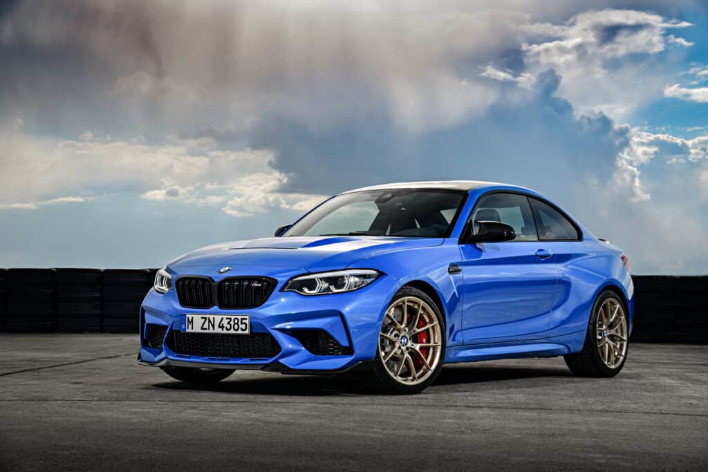 BMW M2 CSใหม่