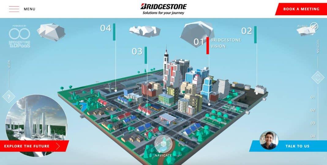 บริดจสโตน เปิดตัวเมืองเสมือนจริงแห่งอนาคต โชว์ผลงานโซลูชั่นด้านการเดินทางในงาน CES 2021
