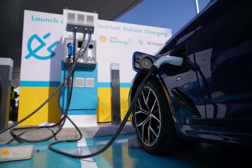 จุดชาร์จรถยนต์ไฟฟ้า-Shell-Recharge