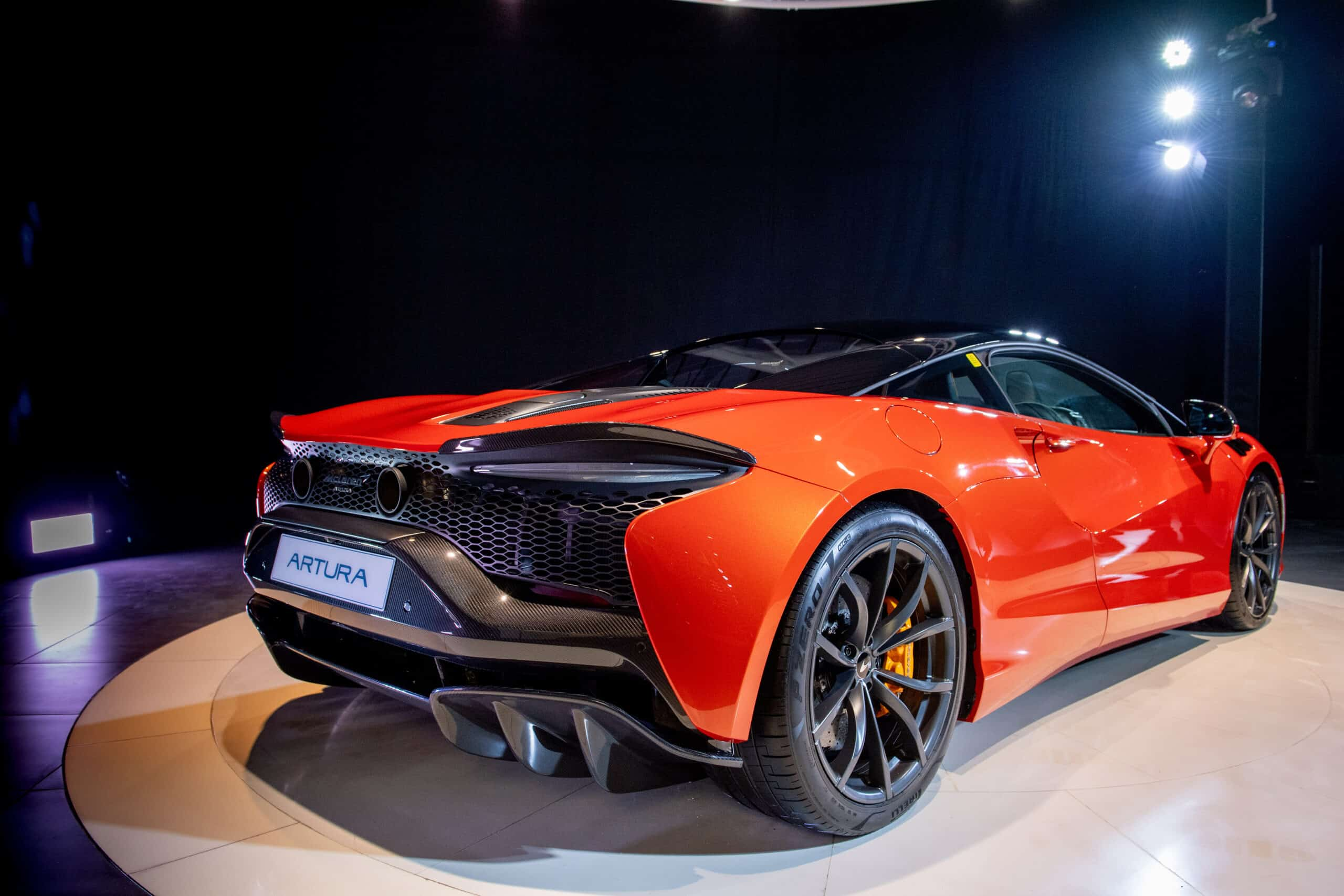 McLaren Artura