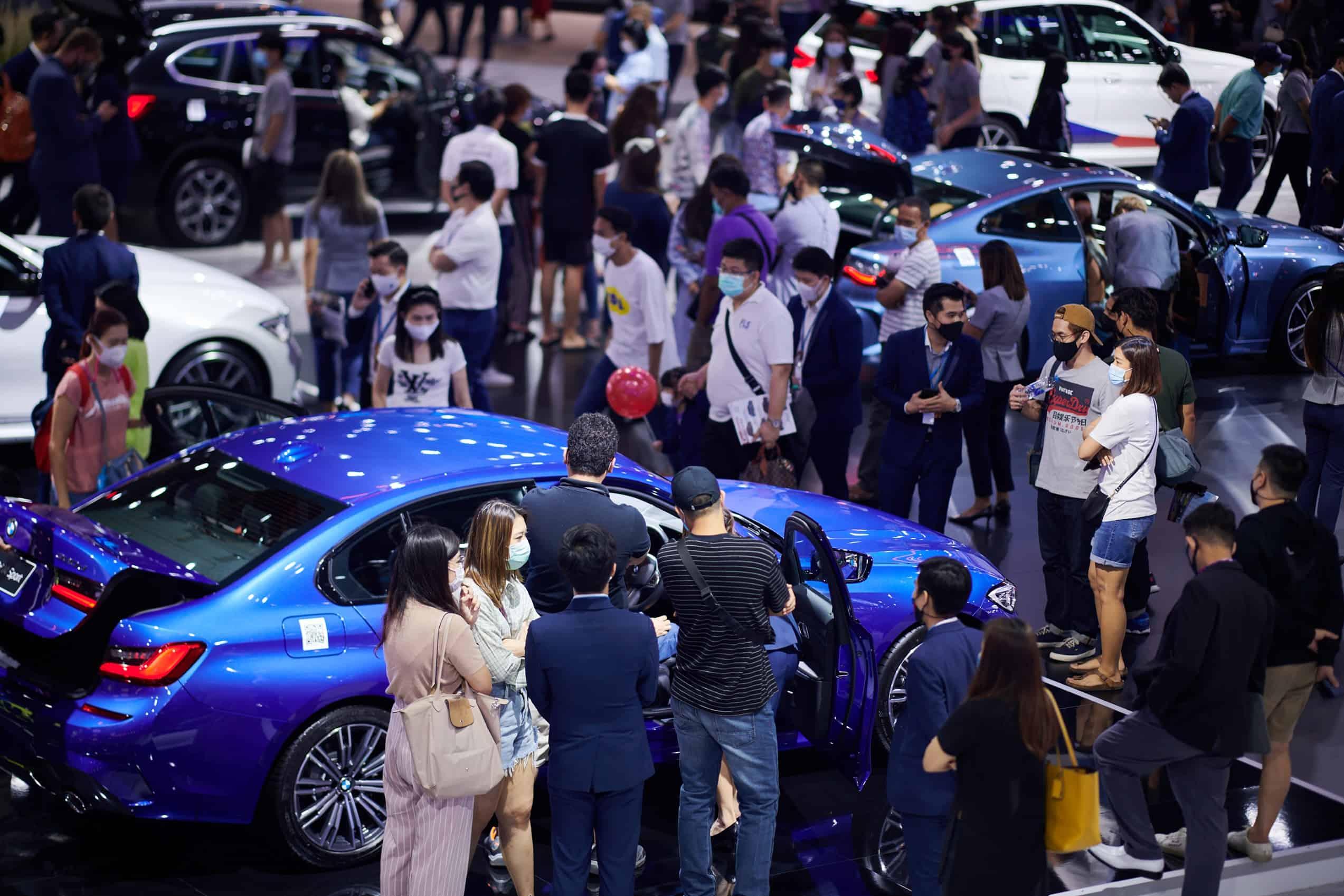 BMW ยอดขาย q1